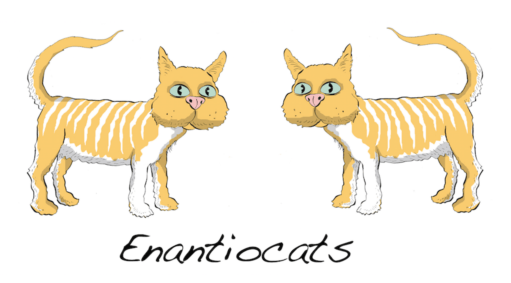 1 drawing of enantiocats master organic chemistry graeme mackay look at the legs